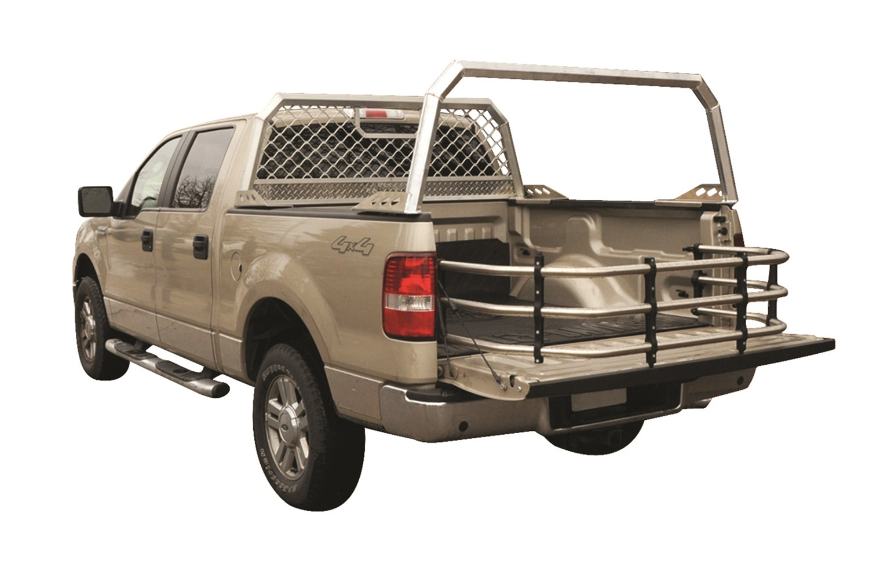 Dee Zee Dz95054b Truck Cab Protector Headache Rack